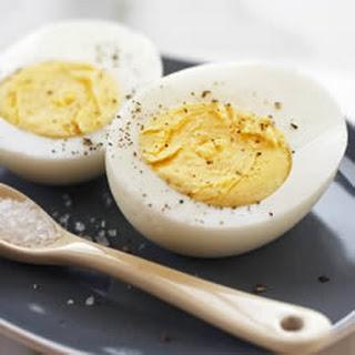 Basic Hard-Cooked Eggs.