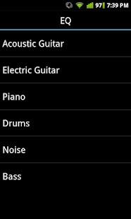 Quiztones Ear Training for EQ- screenshot thumbnail