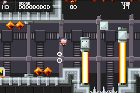Meganoid Screenshot 3