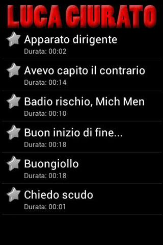 Luca Giurato- screenshot