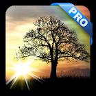 Sun Rise Pro Live Wallpaper icon