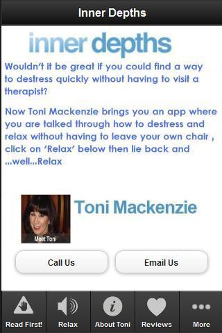 Relax- Toni Mackenzie