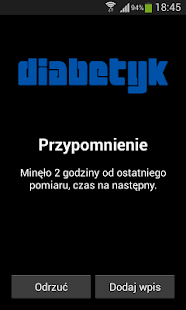 Diabetyk - screenshot thumbnail
