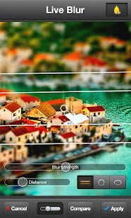 Awesome Miniature - Tilt Shift- screenshot thumbnail