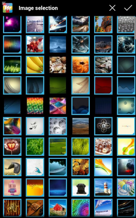Mosaicture - Photo Mosaic - screenshot