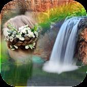 Waterfall Selfies Photos