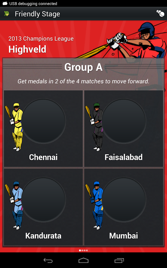 Hit Wicket Cricket - Champions- screenshot