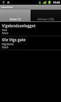 Screenshot of OsloAtlas