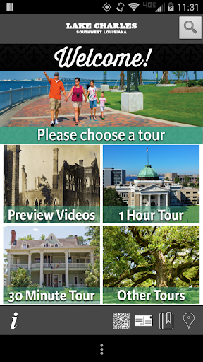 免費旅遊App|Lake Charles Historic Tour|阿達玩APP
