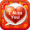 I Miss You Quotes icon