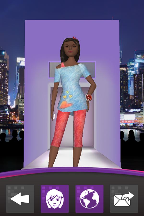 Crayola Fashion Show Download Crayola Virtual Fashion Show