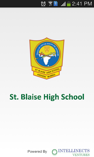 St. Blaise High School Amboli