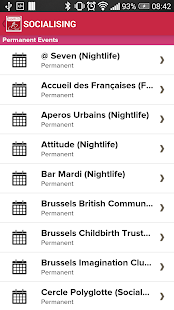 Expats in Brussels- screenshot thumbnail