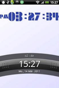 Clock Styler FREE - screenshot thumbnail