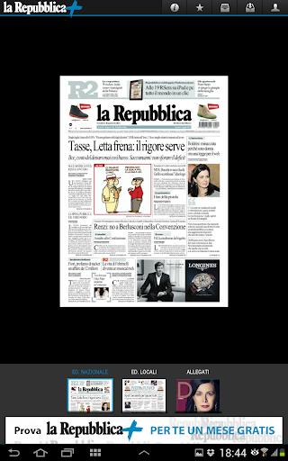 La Repubblica+