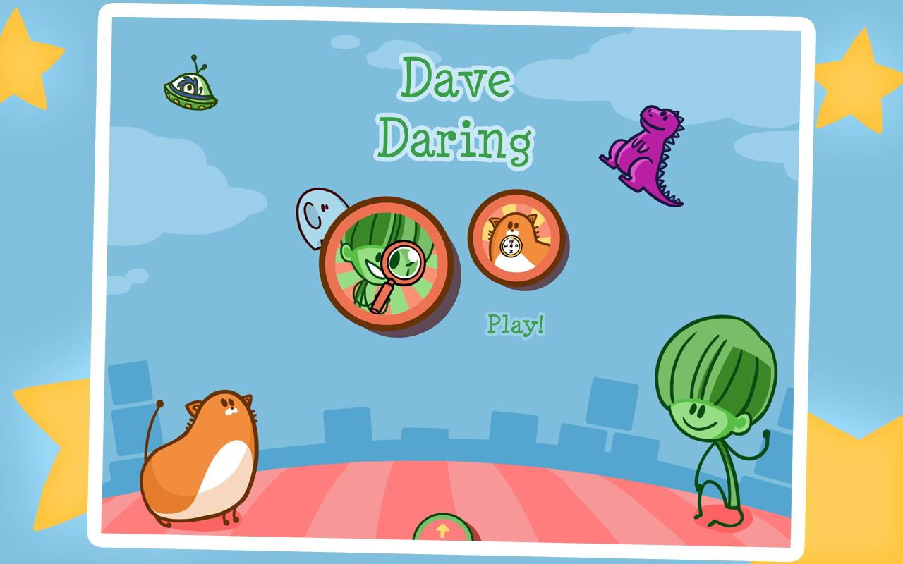 Dave Daring - screenshot