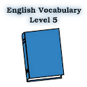 English Vocabulary Level 5 icon