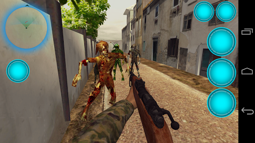 Zombie Shooter 3D PRO