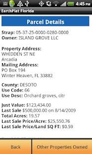 EarthPlat Florida Screenshot 5