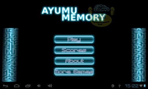 Ayumu Memory