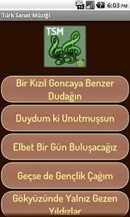 TSM Fon Müzikleri- screenshot thumbnail