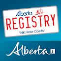 Alberta Registry Services icon