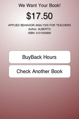 Sell Books Kutztown University - screenshot