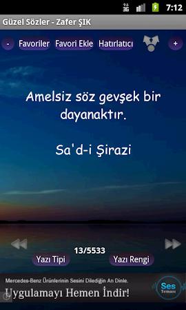 Güzel Sözler 15.6 screenshot 715533