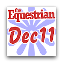 The Equestrian December 2011 logo