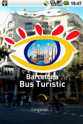 Bus Turístic Virtual - screenshot