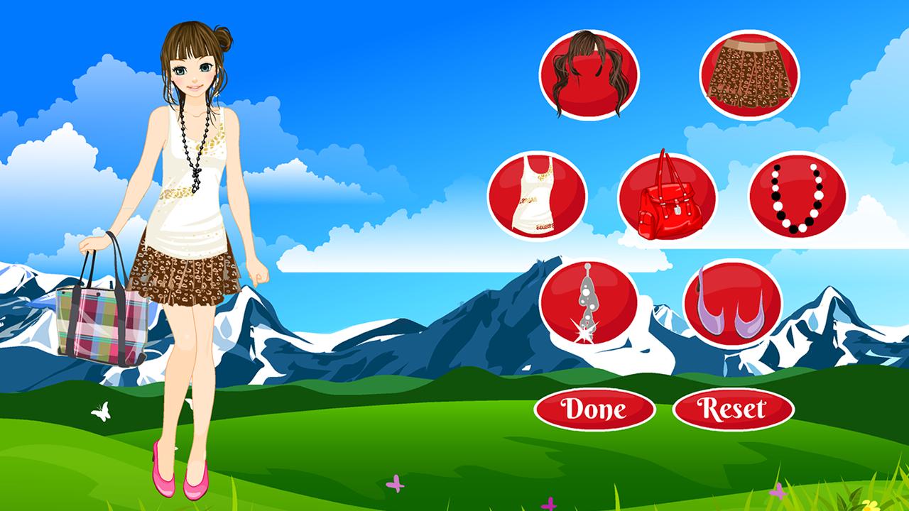 Giydirme oyunu indir android uygulamalar k z giydirme oyunu - Gen K Z Giydirme Oyunu Ekran G R Nt S