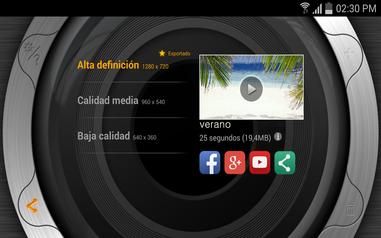 KineMaster – Editor de vídeo - screenshot