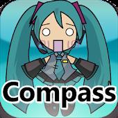 Miku Compass