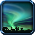 Aurora Live Wallpaper icon