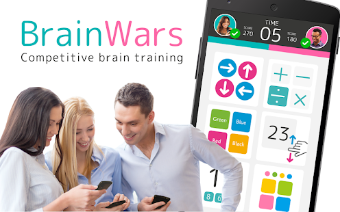 Brain Wars- screenshot thumbnail