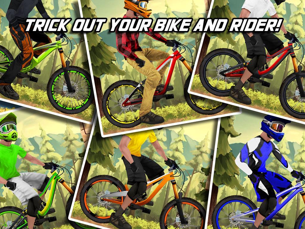 Mtb Mountain Bike Mod Apk
