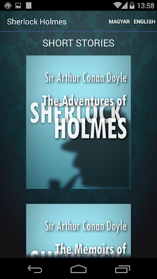 The Complete Sherlock Holmes - screenshot
