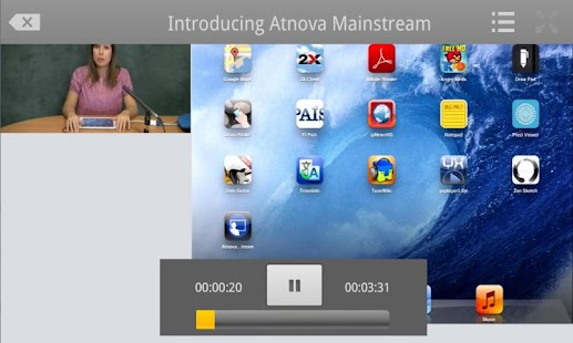 Atnova Mainstream- screenshot thumbnail