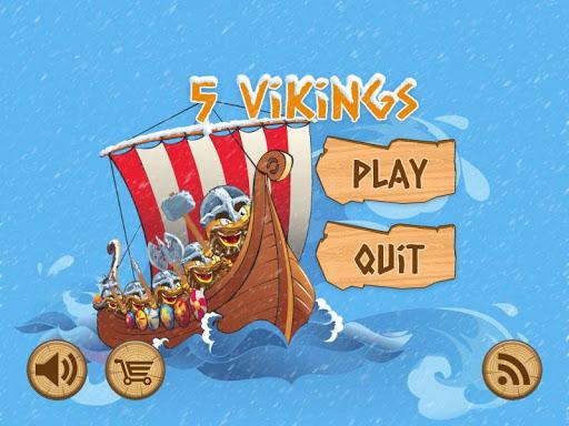 5 Vikings