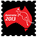 World Stamp Expo 2013 icon