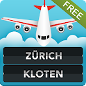 FLIGHTS Zurich Kloten Airport icon