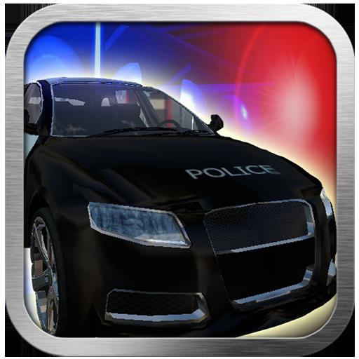 Police Chase 賽車遊戲 App LOGO-APP試玩