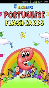 Portuguese Baby Flashcards- screenshot thumbnail