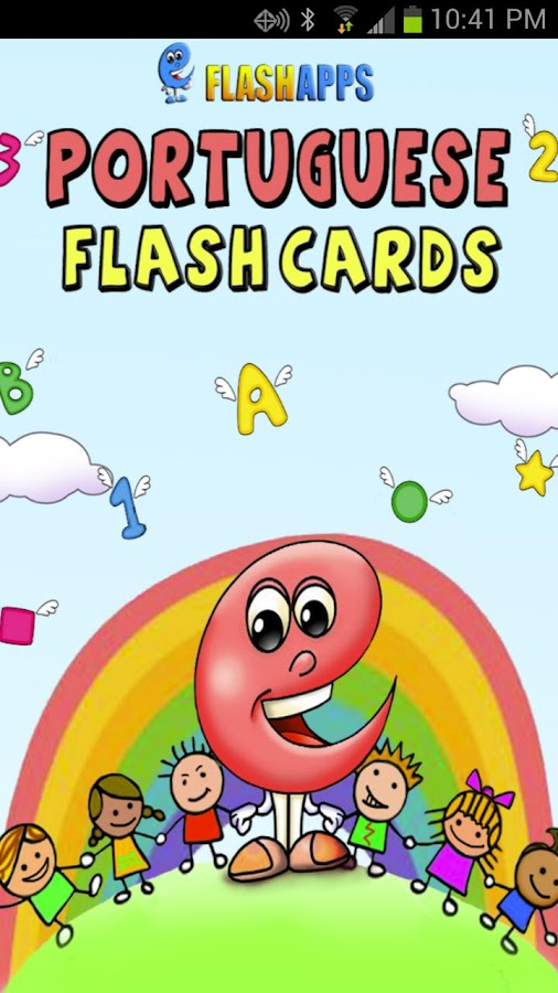 Portuguese Baby Flashcards- screenshot
