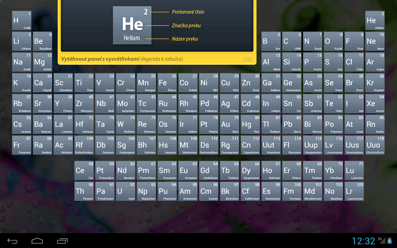 Chemie- screenshot