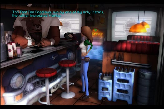 AR-K Point and Click Adventure
