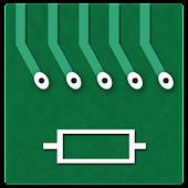 Resistor color code Power Tool