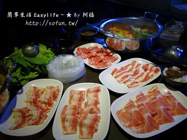 八海精緻鍋物 ~ 吃到飽餐廳@食材.湯底選擇多