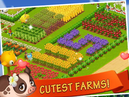 Happy Farm:Candy Day Screenshot 12