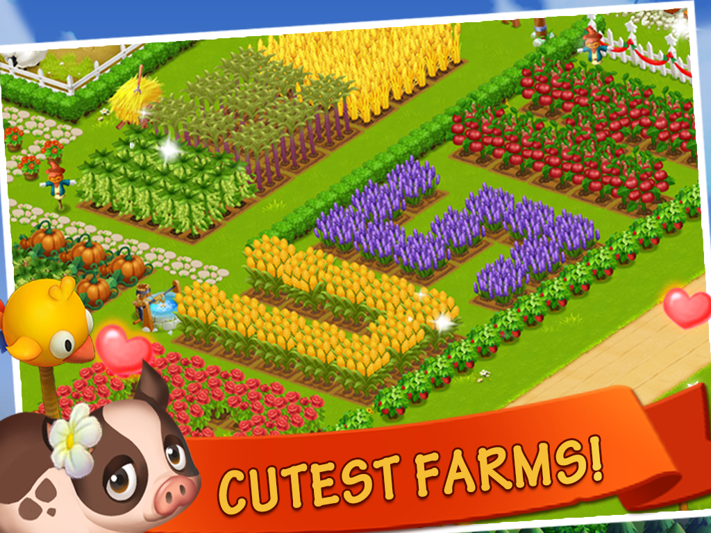 Happy Farm:Candy Day - screenshot